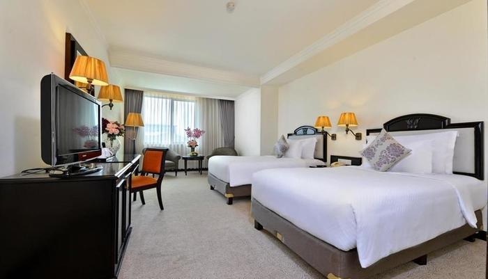 Grand Aquila Hotel Bandung - Superior Deluxe Twin