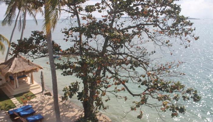 The Place Bungalow & Restaurant Sekotong Lombok - Panorama