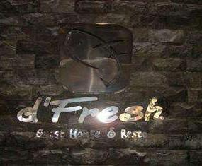 DFresh Guest House Malang - logo