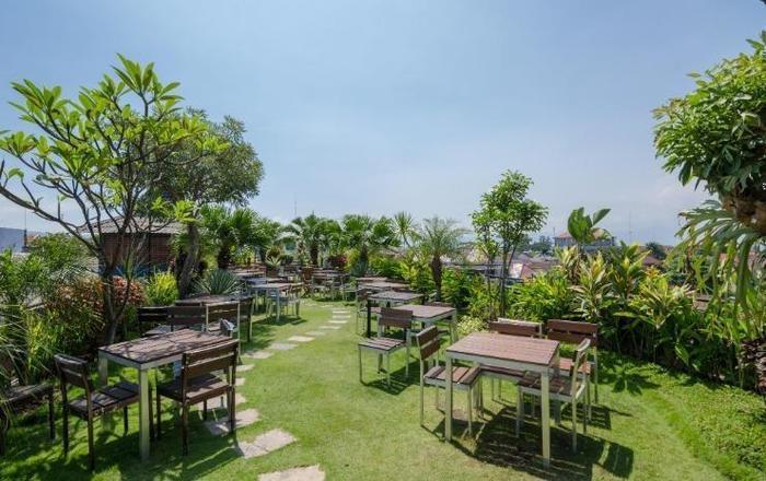 D'Fresh Hotel & Resto Malang - Sky Garden