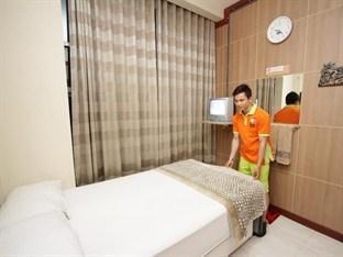 Cabin Hotel Jogja - Kamar Tamu