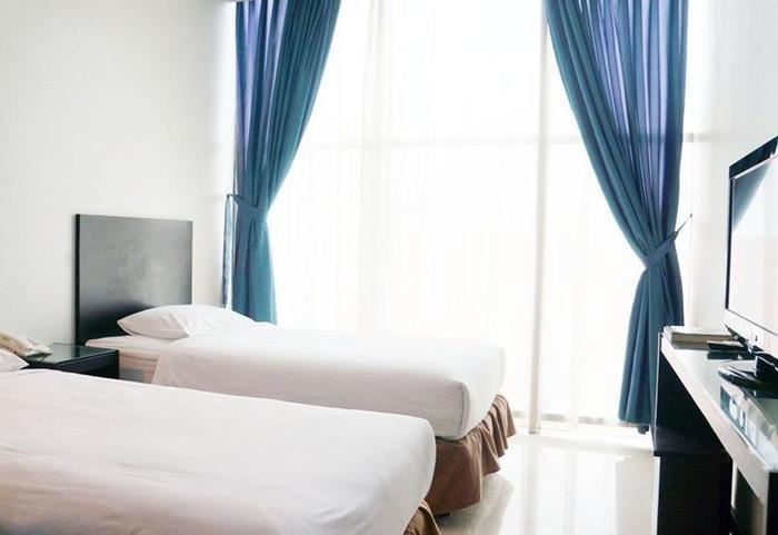 Win Hotel Panglima Polim - Kamar Deluxe