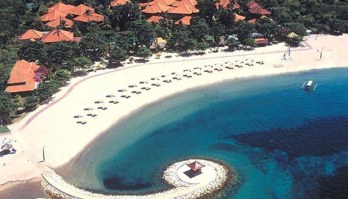 Bali Tropic Resort and Spa Bali - Aeroshoot