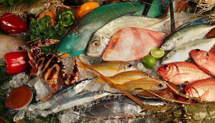 Bali Tropic Resort and Spa Bali - Seafood