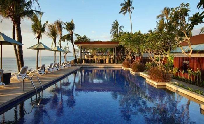 The Anvaya Beach Resort Bali Bali - Kolam Renang