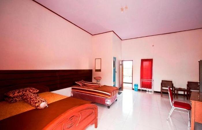 Hotel Garuda Sumbawa Sumbawa - Kamar