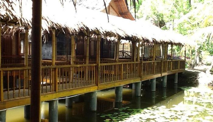 Taman Yokima Resort Tasikmalaya - Eksterior