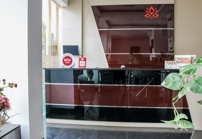 NIDA Rooms Cikudapateuh Station Antapani - Resepsionis