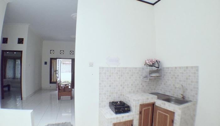 Dahlia Guest House Yogyakarta - dapur mini