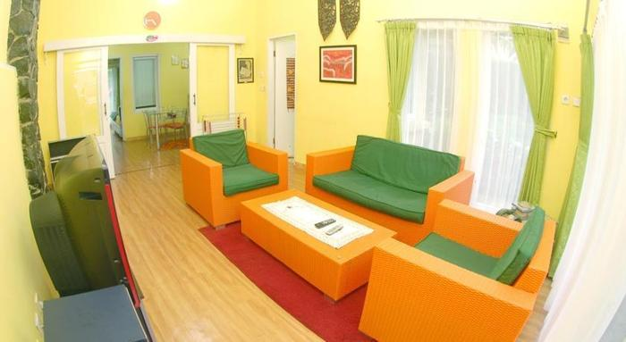 Villa Chava Minerva Istana Bunga Lembang - Interior