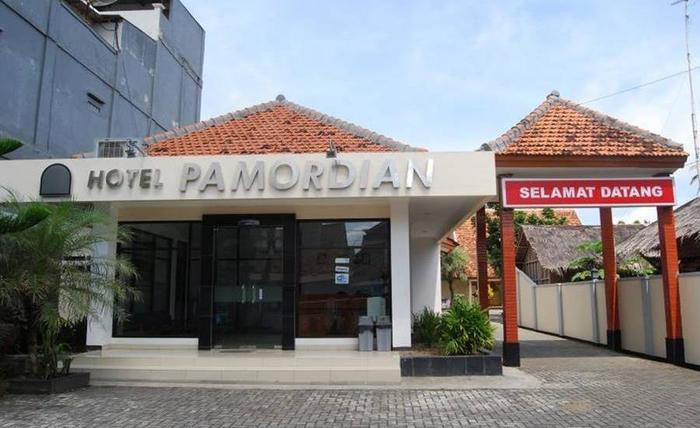 Hotel Pamordian Pangandaran - Tampilan Luar Hotel