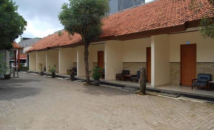 Hotel Pamordian Pangandaran - Eksterior