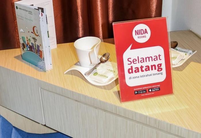 NIDA Rooms Railway Medan Merdaka Square - Kamar tamu
