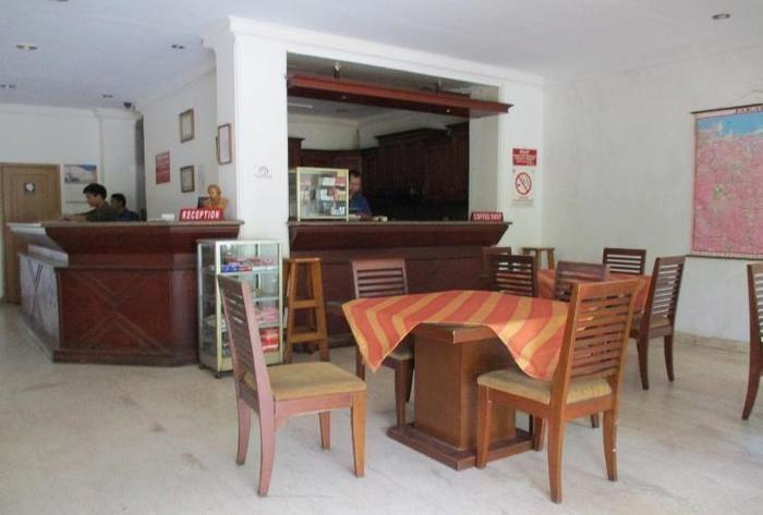 Hotel Maxim Jakarta - Restaurant