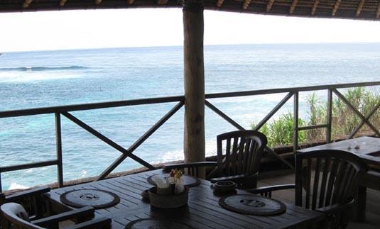 Dream Beach Huts Bali - Eksterior
