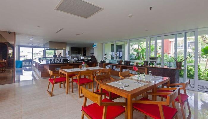 ZEN Premium Jimbaran Ungasan Bali - Restoran