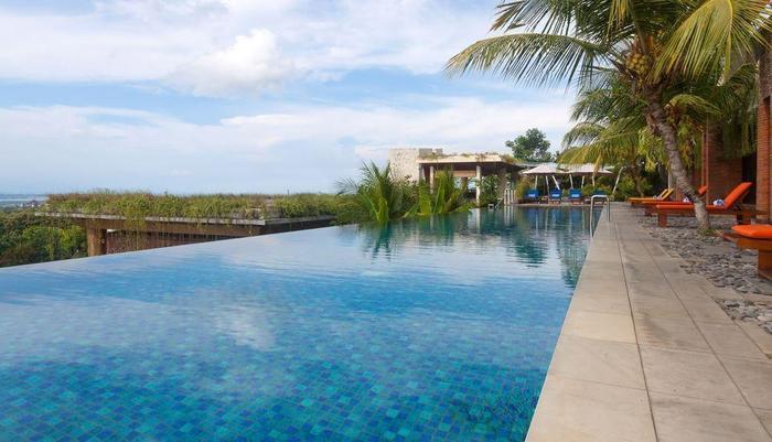 ZEN Premium Jimbaran Ungasan Bali - Kolam Renang