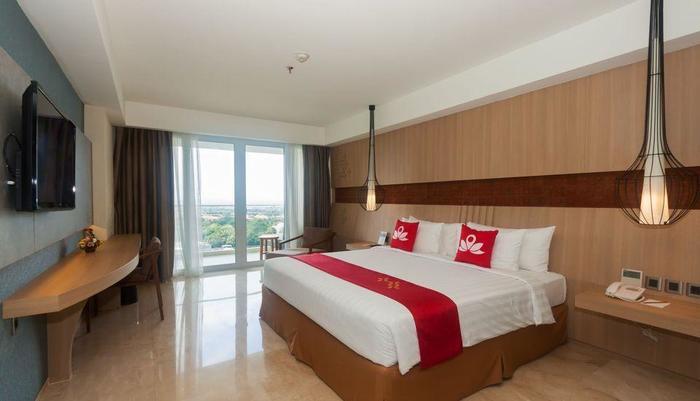 ZEN Premium Jimbaran Ungasan Bali - Tempat Tidur Double