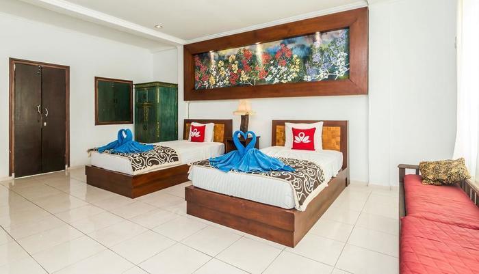 ZenRooms Ubud Dewi Sita Bali - Tampak keseluruhan
