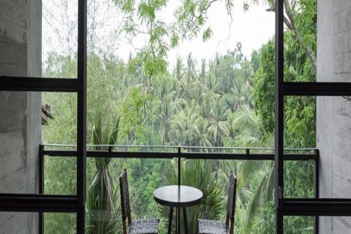Bisma Eight Bali - Teras