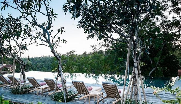Bisma Eight Bali - Kolam Renang