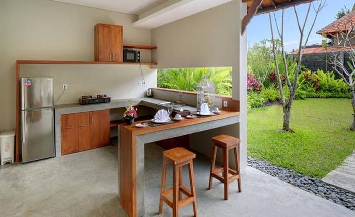 Sativa Villas Ubud by Premier Hospitality Asia Bali - Dapur