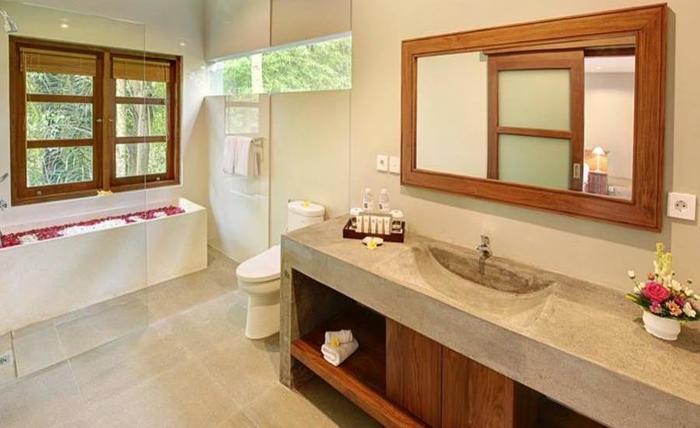 Sativa Villas Ubud by Premier Hospitality Asia Bali - Kamar mandi