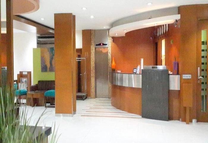Hotel Pasar Baru Jakarta - Lobi