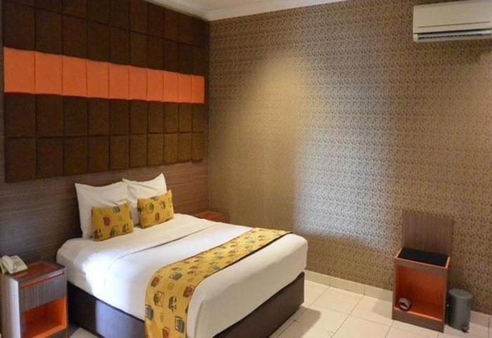 Hotel Pasar Baru Jakarta - Kamar tamu