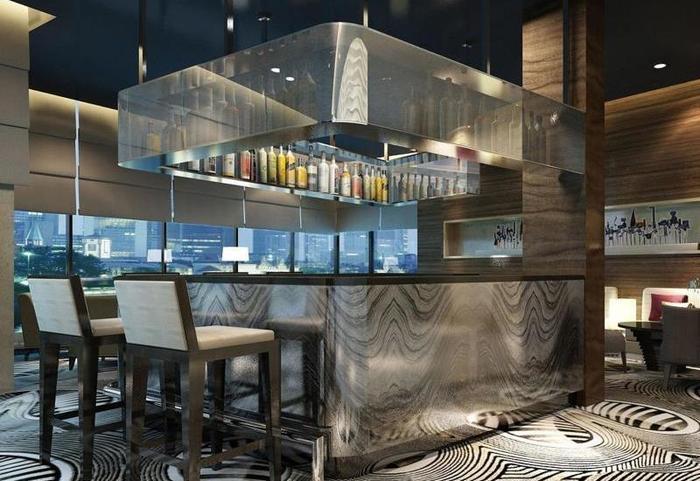 Hotel Santika Premiere Jakarta - Restaurant/Bar