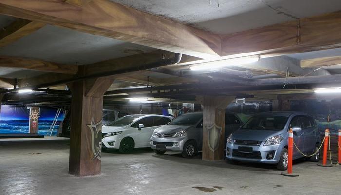RedDoorz @Erlich Pasir Kaliki Bandung - Eksterior