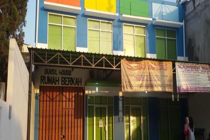 Rumah Berkah Guest House Yogyakarta - Tampilan Luar Hotel