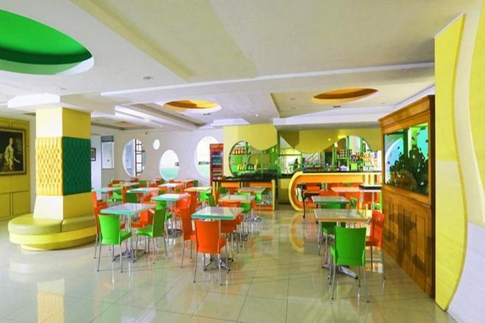 Dewarna Hotel Malang - Interior