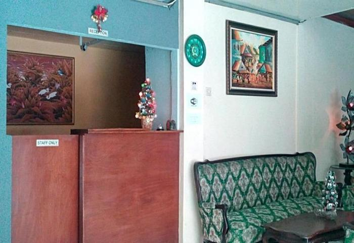Villa Mas Inn Puncak - Lobi