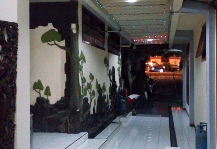 Villa Mas Inn Puncak - Interior
