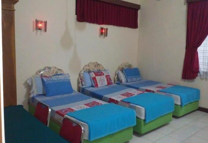 Villa Mas Inn Puncak - Kamar moderat