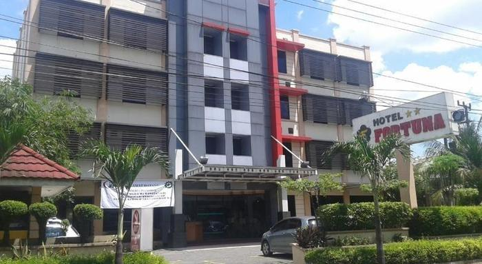 Hotel Fortuna Surabaya - Eksterior