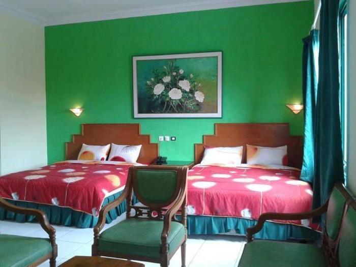 Hotel Permata Hijau Cirebon - Kamar tamu