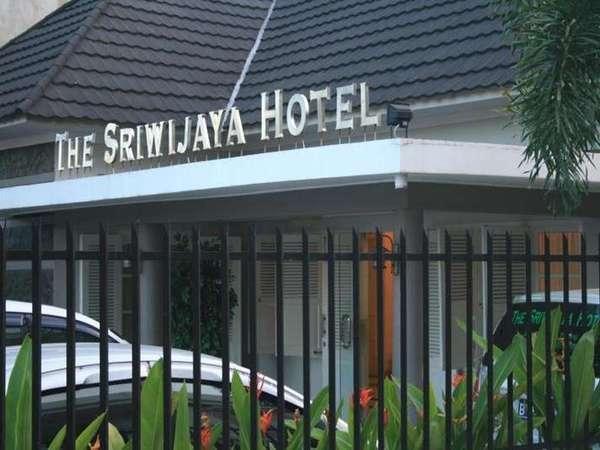 The Sriwijaya Hotel Padang - Tampak Luar