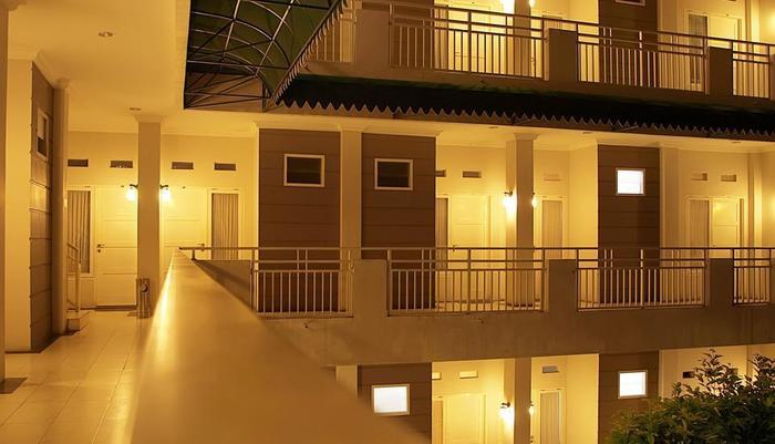 The Sriwijaya Hotel Padang - Tampilan