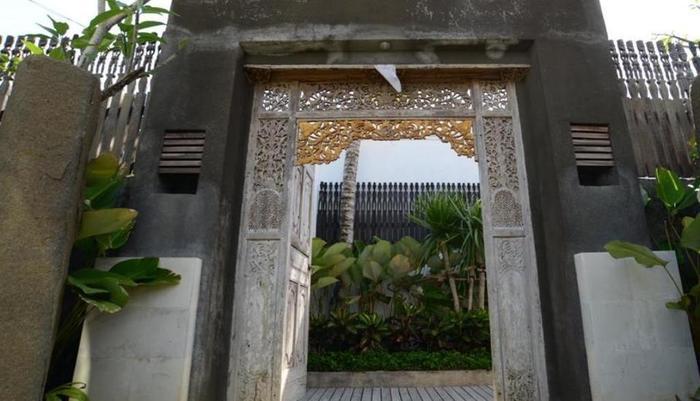 Alam Bidadari Resort Seminyak Bali - Eksterior