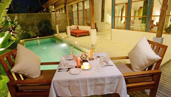 Alam Bidadari Resort Seminyak Bali - Interior