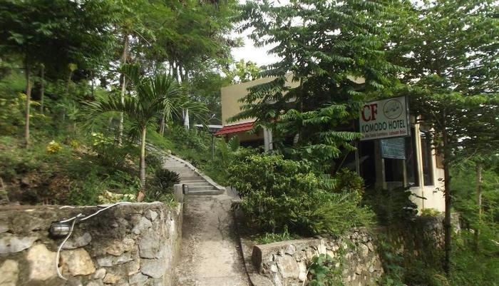 CF Komodo Hotel Flores - View