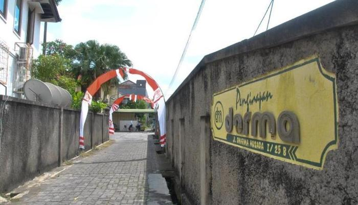 Penginapan Darma Surabaya - Eksterior