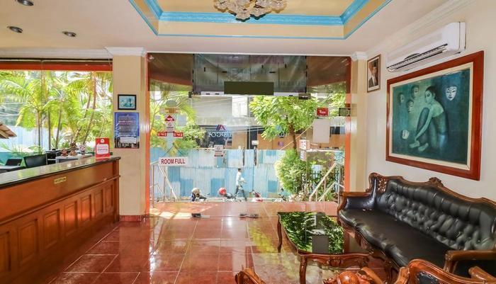 NIDA Rooms Jaksa 15 Grand Indonesia Jakarta - Resepsionis
