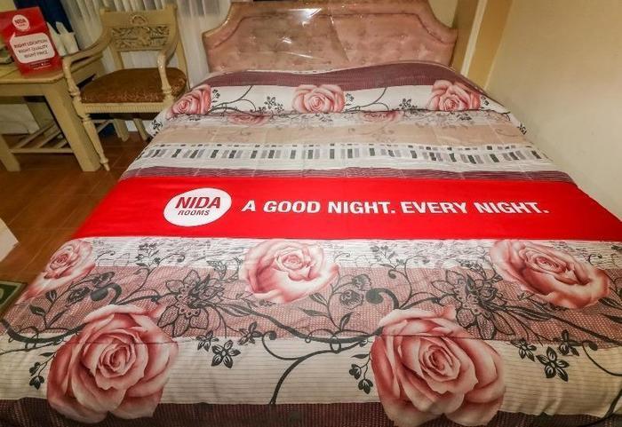 NIDA Rooms Jaksa 15 Grand Indonesia Jakarta - Kamar tamu