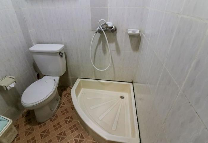 NIDA Rooms Jaksa 15 Grand Indonesia Jakarta - Kamar mandi