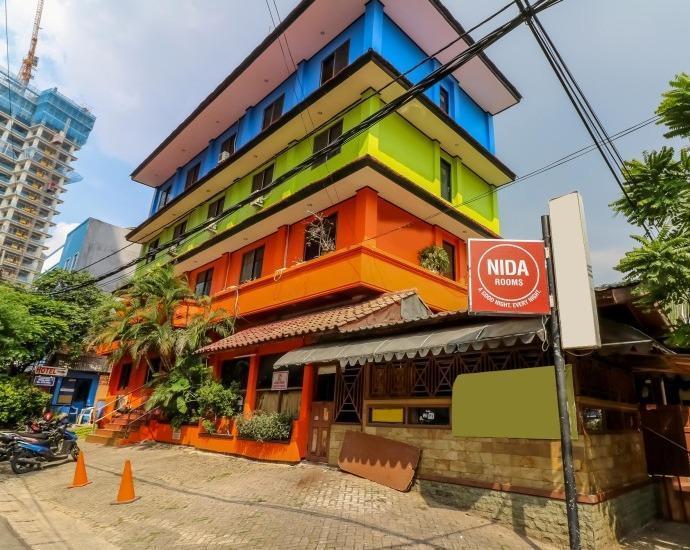 NIDA Rooms Jaksa 15 Grand Indonesia Jakarta - Tampak depan
