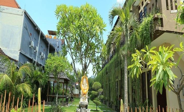 RedDoorz near By Pass Ngurah Rai Bali - Eksterior