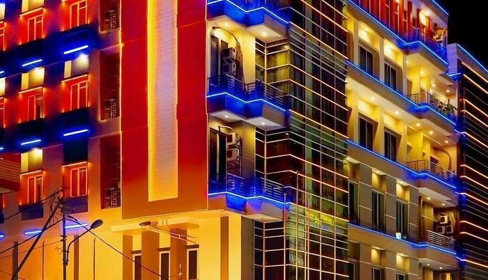 iShine Hotel Pekanbaru - Gedung